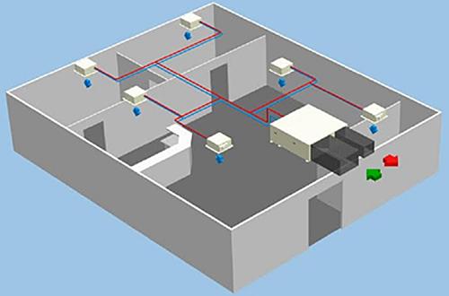 Figura 8. Esquema instalación sistema VWF Centrífugo.