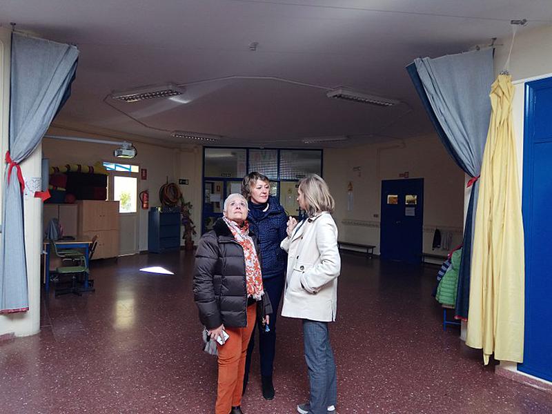 Este programa de inversión se ha licitado por un presupuesto total de 196.660 euros para estos tres centros educativos que se suman a los otros siete ya ejecutados.