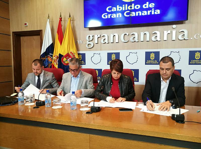 El Cabildo aporta 2,6 millones de euros para cofinanciar la rehabilitación de 782 viviendas en cinco municipios de Gran Canaria.