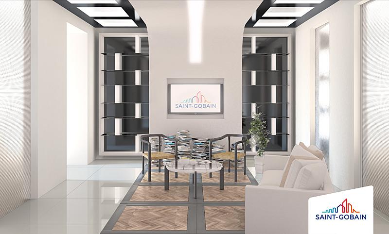 Crea tu propio espacio de confort con el nuevo configurador virtual Saint-Gobain.