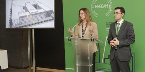 BREEAM y Grupo AXA muestran el Edificio Sostenible Prado Business Park
