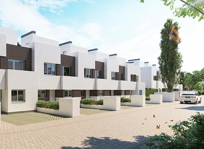 entrega de las viviendasCélere Perales del Río está prevista para el primer trimestre del 2020.