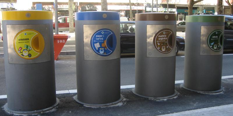 La Directiva Europea de Residuos obliga a incorporar un contenedor o buzón para la fracción orgánico en 2020 por eso Envac ya ha iniciado la adaptación de sus sistemas neumáticos de recogida.