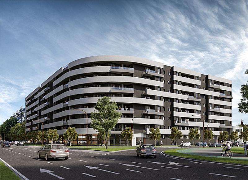 El conjunto residencial, Célere Ciencias, dispone de viviendas con calificación energética B lo que supone un ahorro de energía de un 60% y un ahorro económico de 789€ anuales.