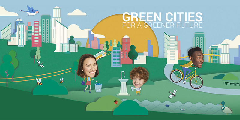 Green Week 2018 - Green Cities for a Greener Future