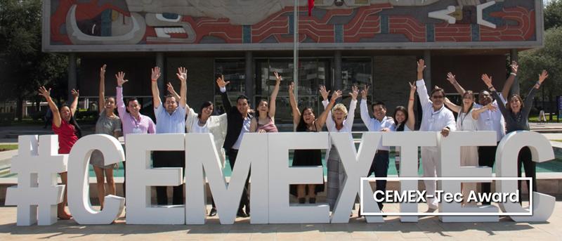 El Premio CEMEX-TEC buscasoluciones innovadoras e inclusivas en comunidades de todo el mundo.