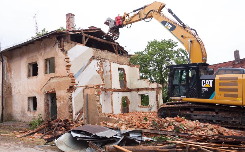 Gestión de los residuos de construcción y demolición de Obras