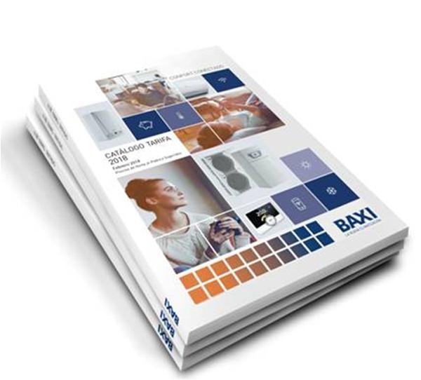 baxi catálogo-tarifa 2018