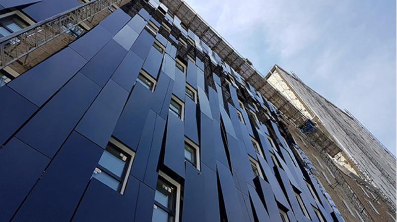 Edificio Bolueta premiado con certificado Passivhaus