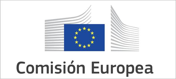 Logo Comisión Europea