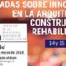 La rehabilitación de cubiertas, presente en el DPA Forum de Madrid