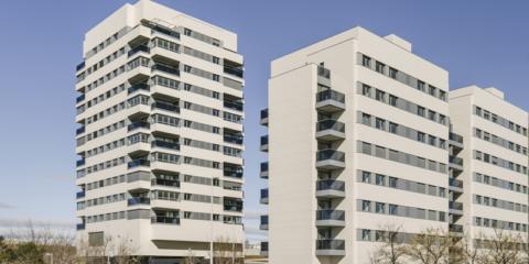 El Edificio Valdebebas 127 selecciona las prestaciones técnicas Dekton by Cosentino para su fachada