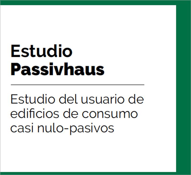 Portada del Estudio Passivhaus