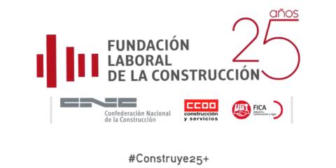 Vídeo 25 aniversario de la Fundación Laboral de la Construcción