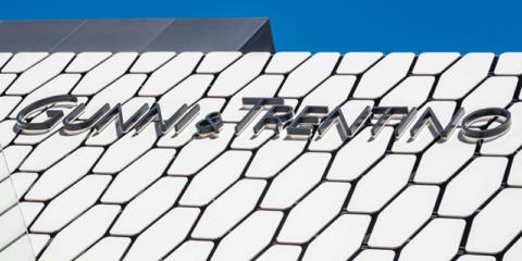 Gunni&Trentino utiliza Dekton by Cosentino en una innovadora fachada singular