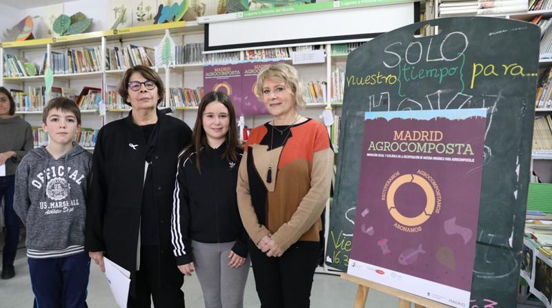 Madrid Agrocomposta proyecto
