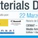 """El CIEMAT organiza el """"Materials Day"""" para debatir sobre los avances en catálisis, energía y medio ambiente"""
