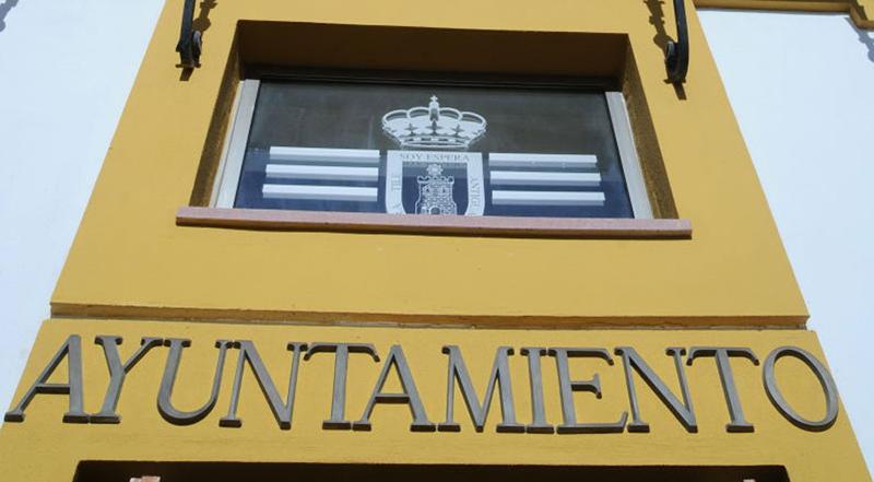 Edificio de ayuntamiento andaluz que contará con subvenciones para su rehabilitación