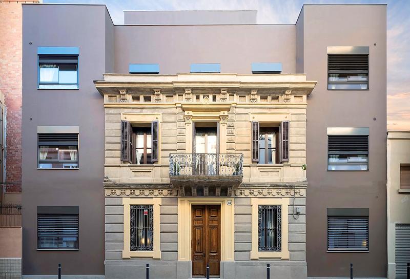 House Habitat recibe el premio 'Obra Sant Josep' por el edificio plurifamiliar de madera en Sants