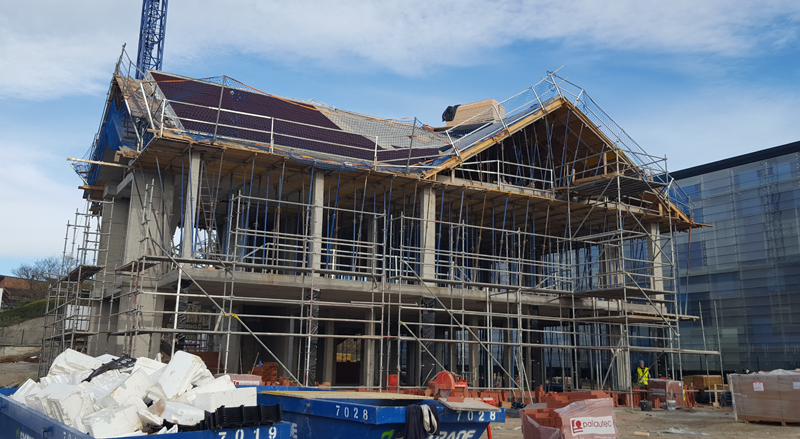 El SIATE de Onduline, solución para la nueva construcción de cubiertas inclinadas energéticamente eficientes