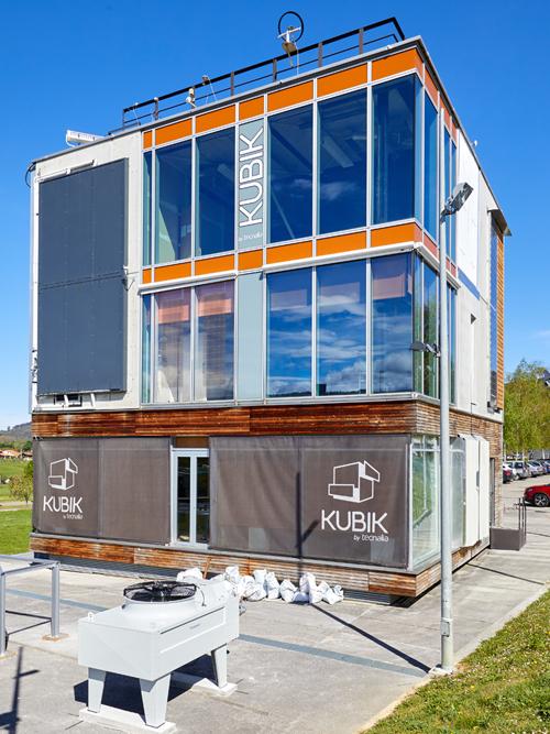 Digitalización del sector de la construcción con el sistema Kubik
