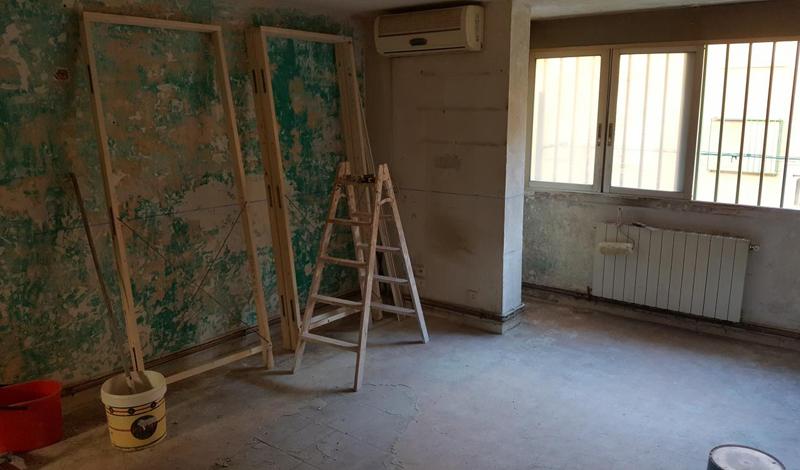 Mejoramos en Casa efectúa mejoras en una vivienda