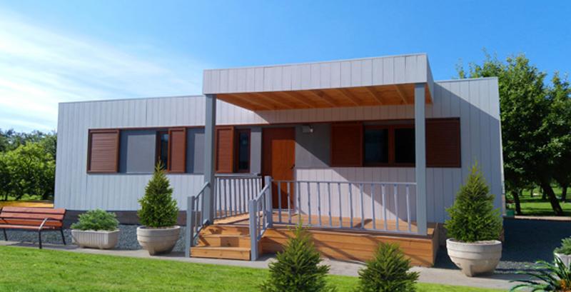 vivienda idustrializada con certificado passivhaus