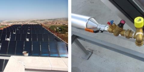 ACS con Solar Térmica en NZEBs: Fuente inagotable, consumo nulo y cero emisiones