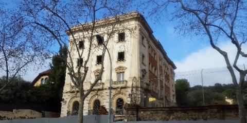 Los edificios no necesitan respirar, necesitan secar: estrategias de protección contra daños por humedad en la rehabilitación Enerphit de un edificio histórico en Barcelona