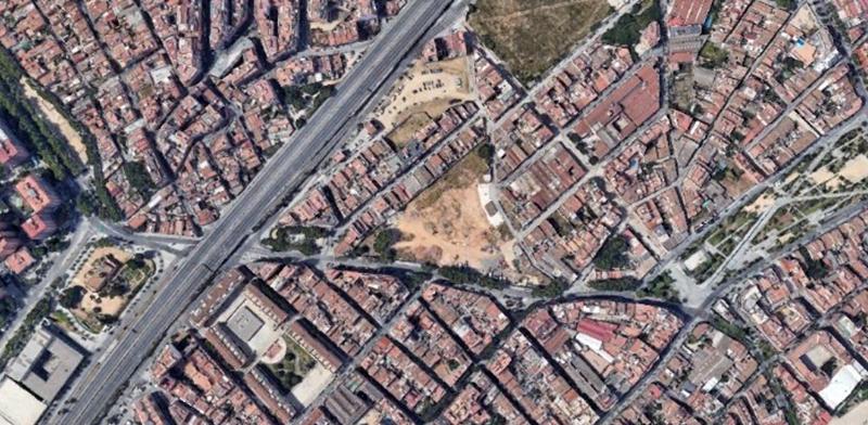 Figura 1. Vista general ámbito La Estrella.