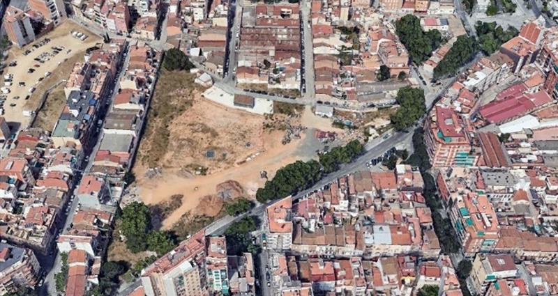 Figura 2. Emplazamiento urbanístico.