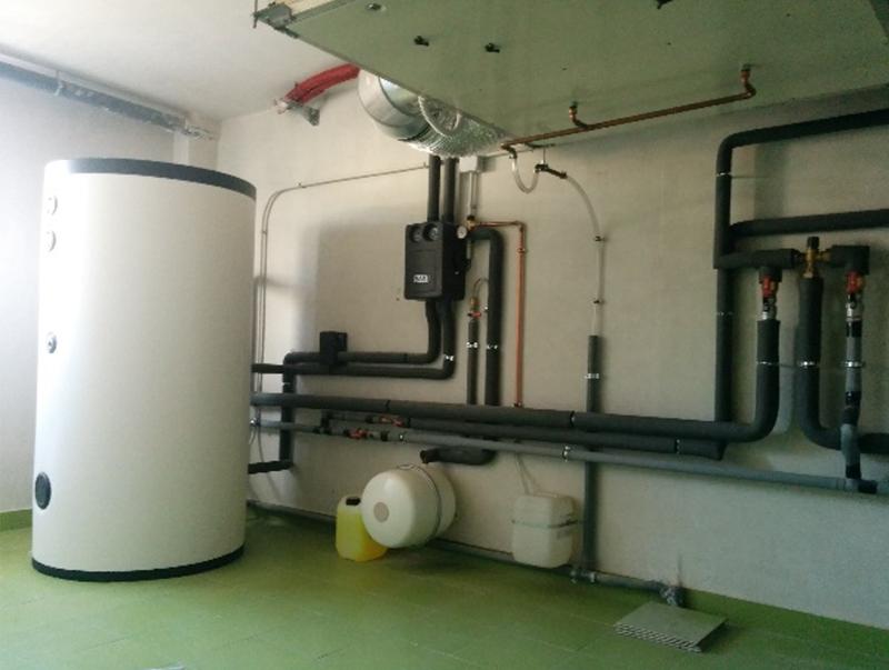 Figura 6. Cuarto instalaciones convencional.