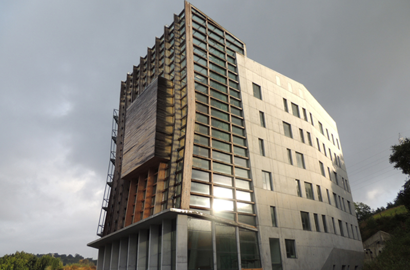 Figura 1. Edificio Enertic.