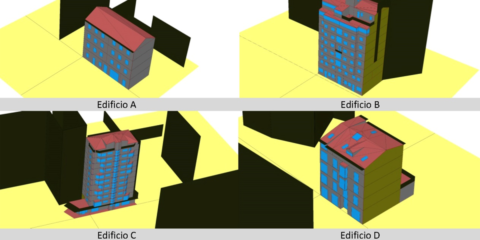 ¿Se están rehabilitando los edificios de viviendas con los criterios de EECN? Caso de estudio de cuatro edificios en Burgos