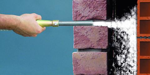 Estudio energético en vivienda rehabilitada con insuflado de cámara con lana mineral