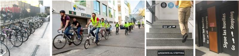 Campaña apoyo bicicleta