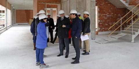 El nuevo centro de salud de Lodosa será un edificio de consumo de energía casi nulo