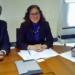 La Diputación de Jaén y el IDAE abordan las ayudas a proyectos de economía baja en carbono