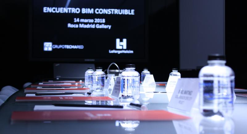 Sala encuentro BIM Construible 2018