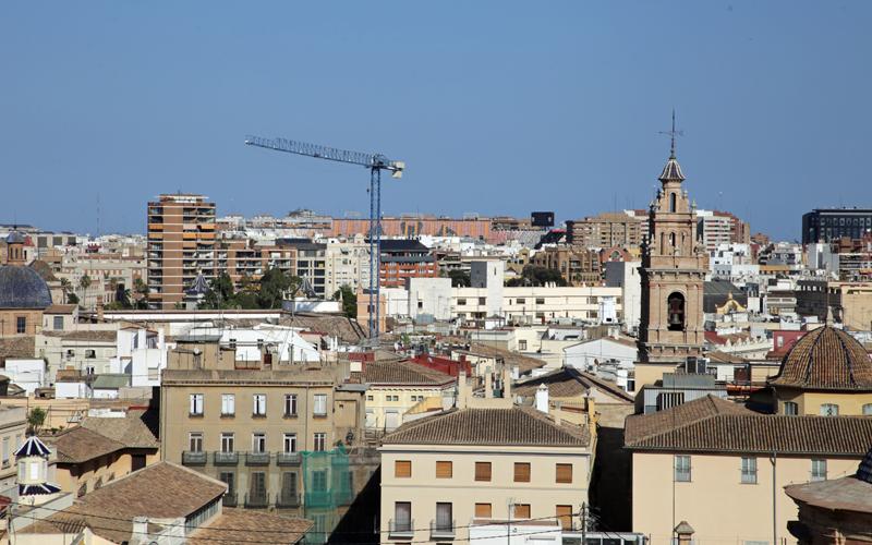El IEE es obligatorio para edificios residenciales colectivos de más de 50 años.