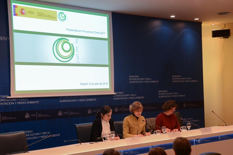 Nueva convocatoria de Proyectos Clima, referida a proyectos de reducción de emisiones de CO2 en sectores difusos en España.