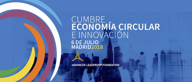 Primera edición de la Cumbre sobre Economía Circular e Innovación