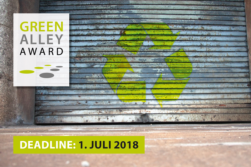 Premios Green Alley 2018