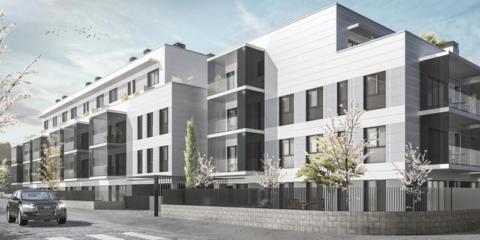 Nueva promoción de Vía Célere en Sant Andreu de Llavanares con viviendas de calificación energética A