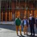 Sestao inicia la rehabilitación de fachadas y cubiertas de 14 edificios de viviendas residenciales