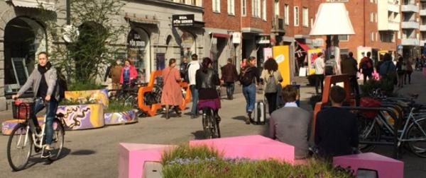Sunrise, el proyecto que promueve la sostenibilidad urbana en diferentes vecindarios de todo el mundo
