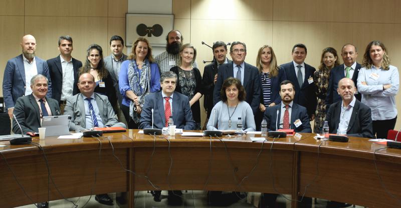 Comité Técnico del IV Congreso Ciudades Inteligentes
