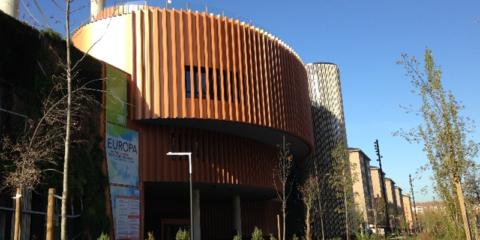 Ampliación y Rehabilitación del Palacio de Congresos de Vitoria-Gasteiz bajo el estándar PassiVhaus Enerphit
