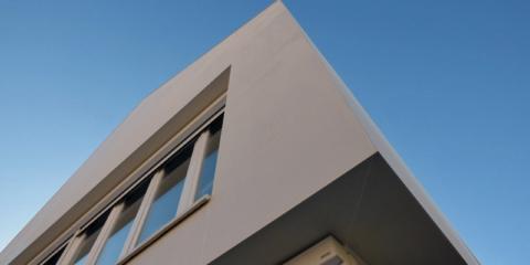 Edificio Titania de Consumo Nulo Passivhaus Plus