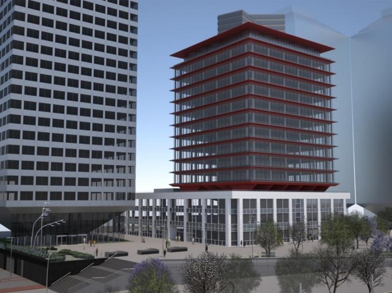 Figura 4. Render Torre Marina.